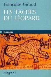 Les Taches Du Leopard - Couverture - Format classique