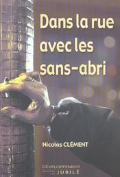 Dans La Rue Avec Les Sans-Abris - Intérieur - Format classique
