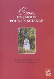 Orsay, un jardin pour la science - Intérieur - Format classique