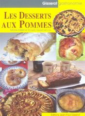 Les desserts aux pommes - Intérieur - Format classique