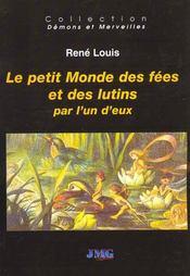 Petit Monde Des Fees Et Des Lutins (Le) - Intérieur - Format classique
