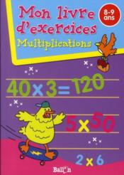 Vente  Multiplications 8-9 ans  - Collectif
