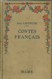 Contes Francais - Couverture - Format classique