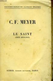 Le Saint - Der Heilige - Couverture - Format classique
