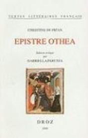 Vente livre :  L'Epistre Othea  - Christine De Pisan