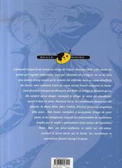 Intox t.4 ; contre-enquêtes - 4ème de couverture - Format classique