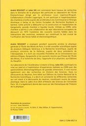 Des Physiciens De A A Z - 4ème de couverture - Format classique