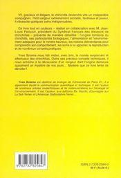 Le Chinchilla - 4ème de couverture - Format classique