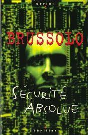 Securite Absolue - Intérieur - Format classique