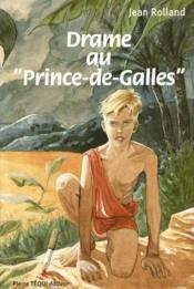 Drame Au Prince De Galles - Couverture - Format classique