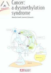 Cancer:A Dysmethylation Syndrome. - Intérieur - Format classique