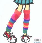 Tricots Funky - 4ème de couverture - Format classique
