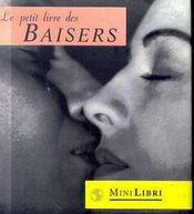 Le petit livre des baisers - Intérieur - Format classique