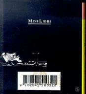 Le petit livre des baisers - 4ème de couverture - Format classique