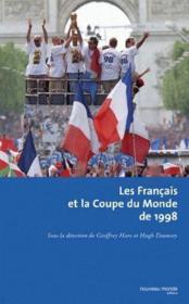 Les Francais Et La Coupe Du Monde De 1998 - Couverture - Format classique