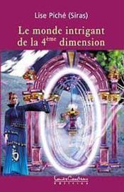Monde Intrigant De La 4eme Dimension - Couverture - Format classique