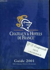 Chateaux Et Hotels De France 2001 - Couverture - Format classique