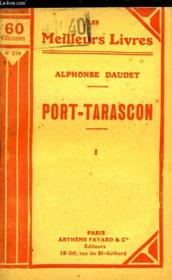 Port Tarascon - Tome 1 - Couverture - Format classique
