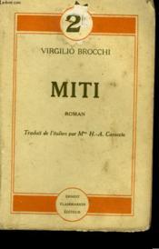 Miti. - Couverture - Format classique
