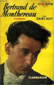 Bertrand De Monthereau. Collection : Coeurs N° 10 - Couverture - Format classique