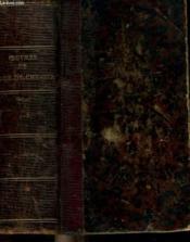 Oeuvres Poetiques. Tome 1. - Couverture - Format classique
