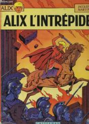 Alix L'Intrepide - Couverture - Format classique