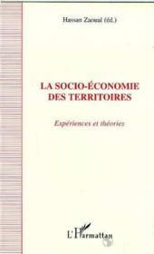 La socio-économie des territoires ; expériences et théories - Couverture - Format classique