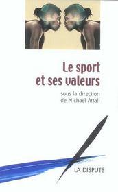 Le Sport Et Ses Valeurs - Intérieur - Format classique