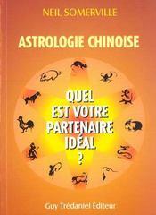 Votre Signe D'Amour En Astrologie Chinoise - Intérieur - Format classique