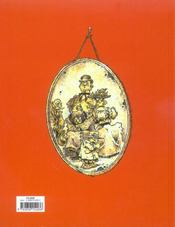 Carmen Cru t.4 ; ni Dieu, ni maître - 4ème de couverture - Format classique