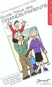 Guide Totus - Des Grands-Parents - Intérieur - Format classique