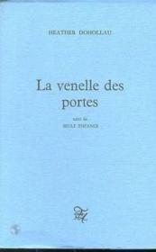 Venelle Des Portes (La) - Couverture - Format classique