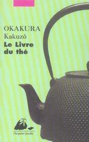Le livre du thé - Intérieur - Format classique