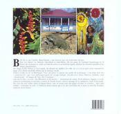 Les antilles - 4ème de couverture - Format classique
