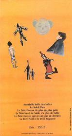 Contes de la bouche et de l'oreille - 4ème de couverture - Format classique