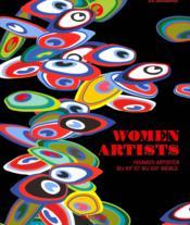 Women artists ; femmes artistes du XX et du XXI siècle - Couverture - Format classique