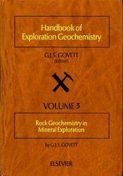 Handbook of exploration geochemistry - Intérieur - Format classique