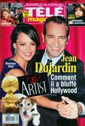 Tele Magazine N°2935 du 04/02/2012 - Couverture - Format classique