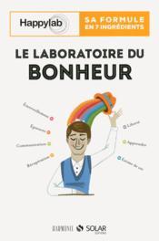 Le laboratoire du bonheur - Couverture - Format classique