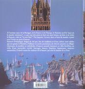 Les couleurs de la bretagne : le finistere - 4ème de couverture - Format classique