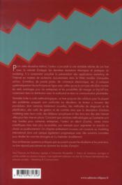Le marketing : études et stratégies (2e édition) - 4ème de couverture - Format classique