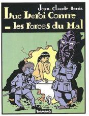 Luc Leroi Contre Les Forces Du Mal - Couverture - Format classique