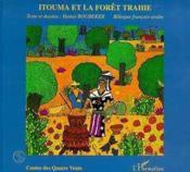 Itouma Et La Foret Trahi - Couverture - Format classique