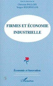 Firmes Et Economie Industrielle - Intérieur - Format classique