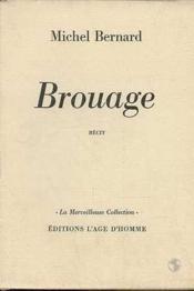 Le brouage - Couverture - Format classique