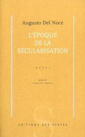 L'époque de la sécularisation - Intérieur - Format classique