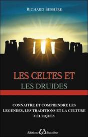 Les Celtes Et Les Druides - Couverture - Format classique