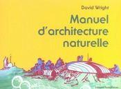 Manuel d'architecture naturelle - Intérieur - Format classique