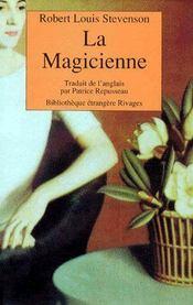 La Magicienne - Couverture - Format classique