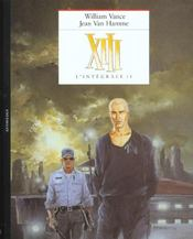 XIII ; intégrale t.1 - Intérieur - Format classique